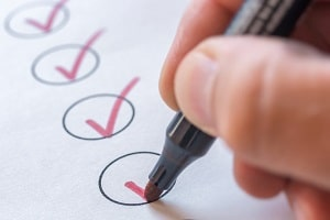 Medicaid Checklist