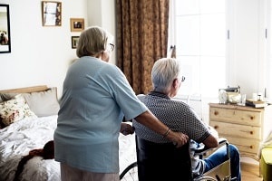 Spouse in Nursing Home